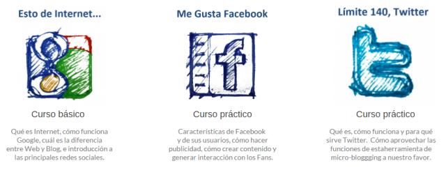 Aprender Facebook yTwitter