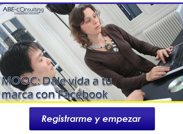 Comenzar curso online gratuito Facebook