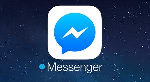 Códigos QR Facebook Messenger